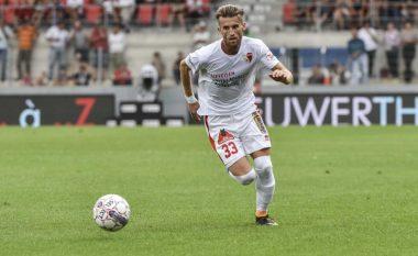 Nga mbrojtësi i majtë në sulmuesin më të mirë, Lenjani është lojtari më i rëndësishëm për trajnerin e Sionit