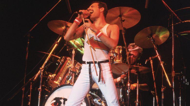 "Frontmeni legjendar i ""Queen"", Freddie Mercury (Foto: Getty Images/Guliver)"