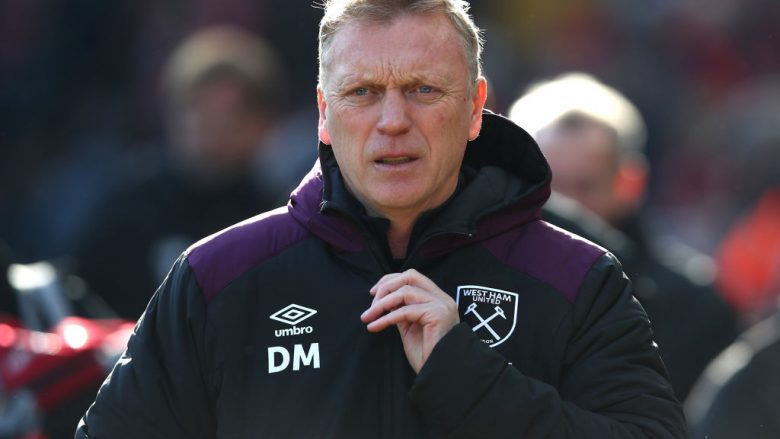 Zyrtare: Moyes largohet nga West Ham United