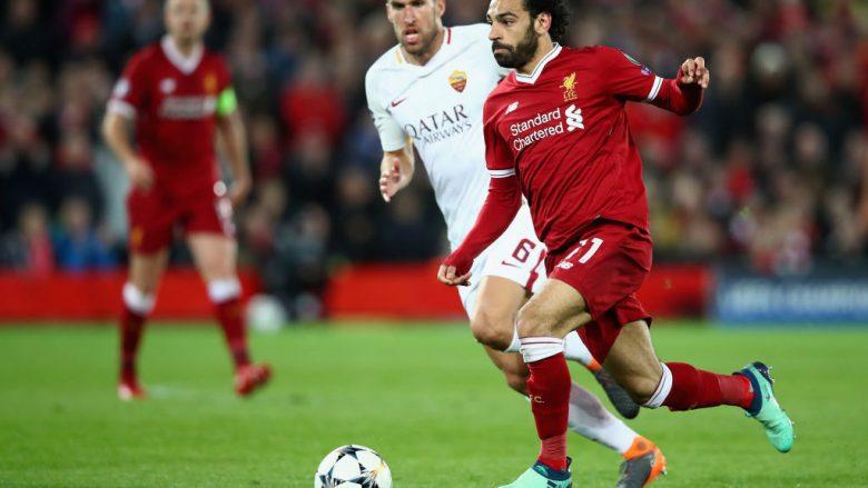 Formacionet e mundshme, Roma – Liverpool