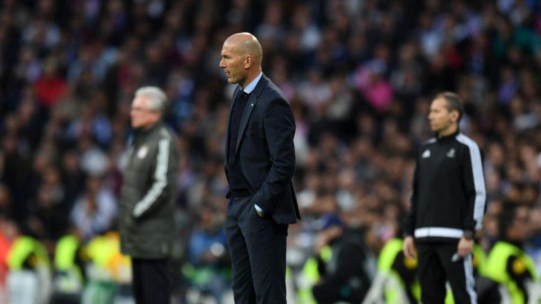 Zidane: Eliminuam më të fortit si PSG, Juve dhe Bayern