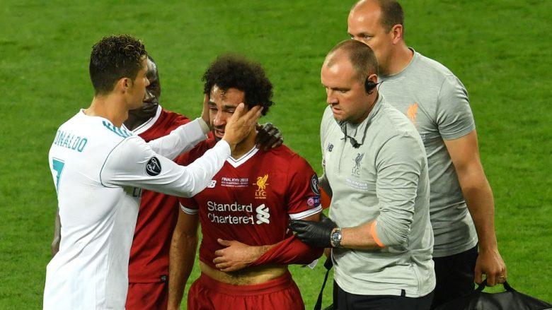 A do të jetë i gatshëm Salah për kampionatin botëror? Egjiptiani rrezikonin seriozisht pjesëmarrjen në Rusia 2018