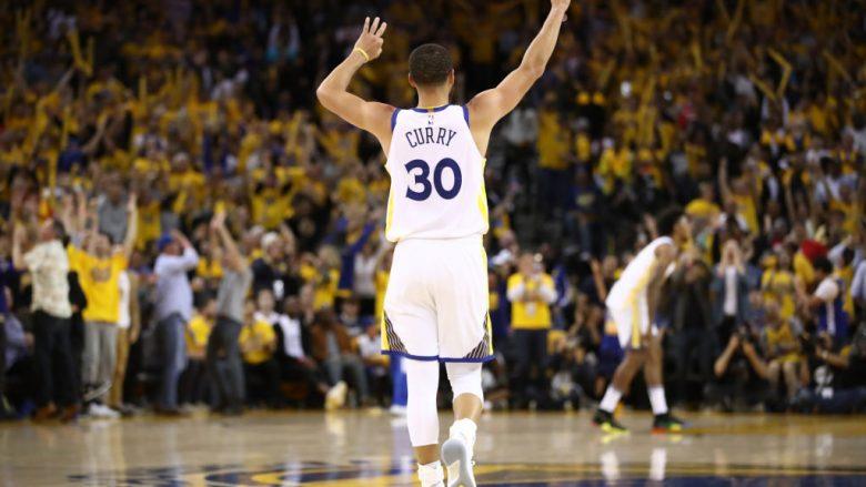 Warriors eliminojnë Rockets, në finalen e madhe takohen me Cavaliers