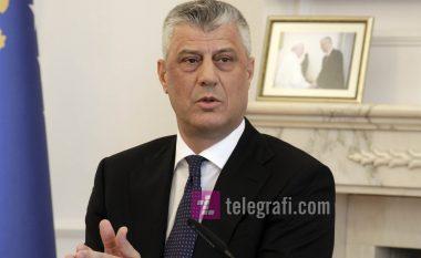 Thaçi ironizon me Avdullah Hotin për 'tradhti kombëtare', thotë se nuk është qëndrim i LDK-së