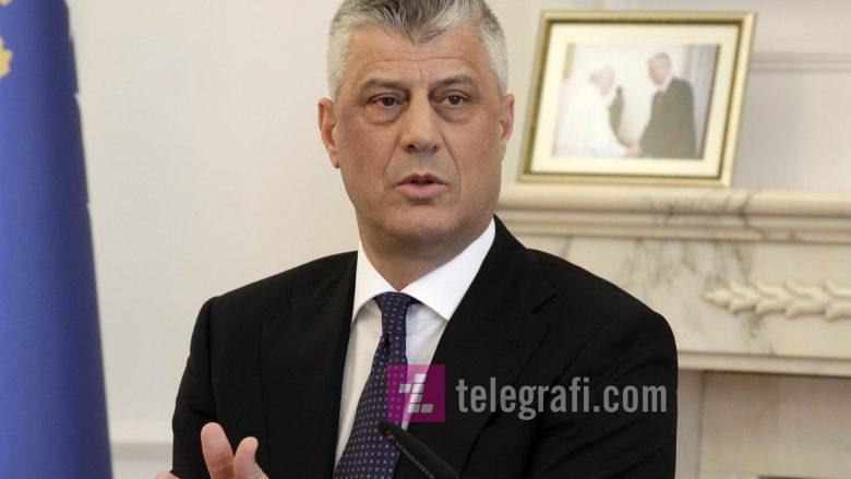 Thaçi: Janari, muaj i heroizmit dhe lavdisë për Kosovën
