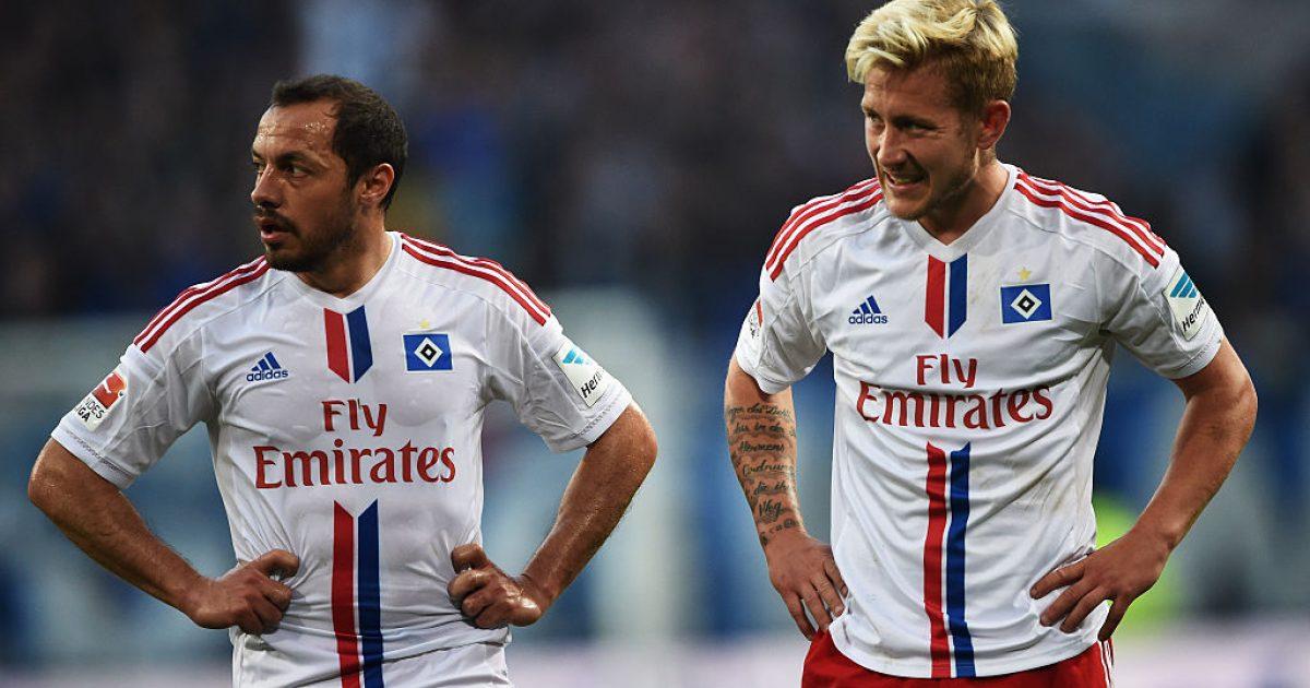 Holtby ndjek shembullin e Buffonit dhe Del Pieros, zgjat kontratën me Hamburgun me pagë më të vogël për të luajtur në Bundesliga 2