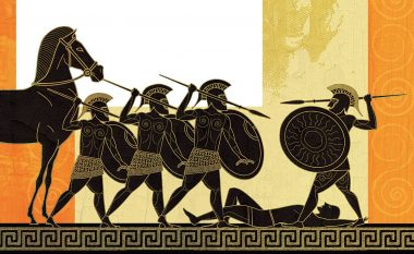 """Çfarë mund të na mësojë """"Iliada"""" për luftën dhe adhurimin?"""