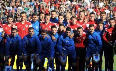 Kosova dhe Shqipëria ngjiten për disa pozita, Belgjika dhe Franca udhëheqin ranglistën e FIFA-s
