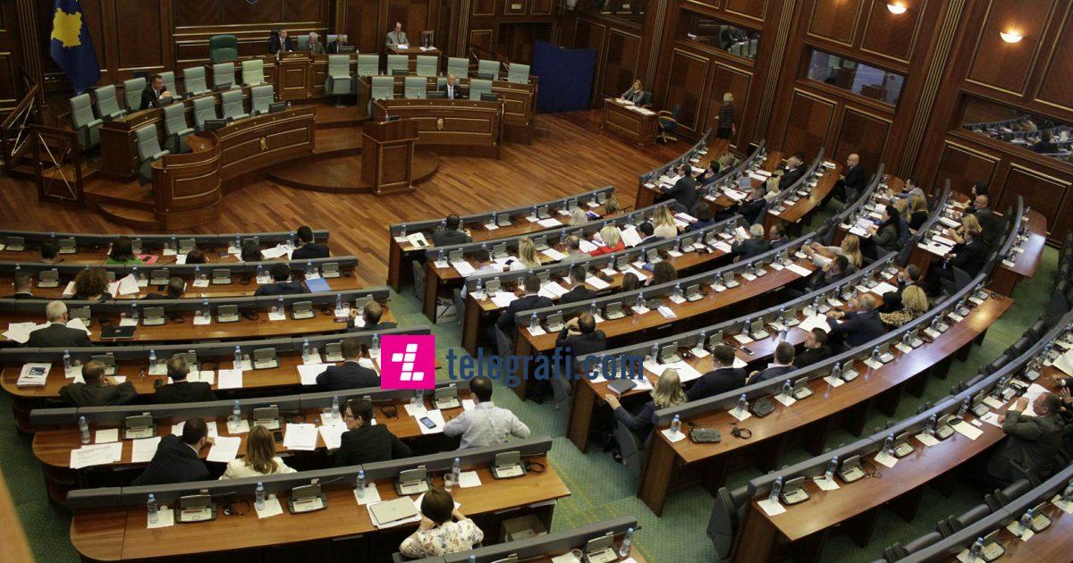 Miratohet rezoluta për hapjen e kufirit mes Kosovës dhe Shqipërisë
