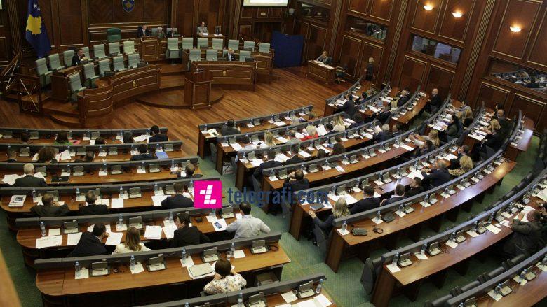 Nesër seancë e re e Kuvendit dhe vazhdim i seancave të papërfunduara