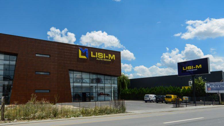 """Në """"LISI M"""" gjeni të gjitha produktet që ju nevojiten për veturën tuaj (Video)"""