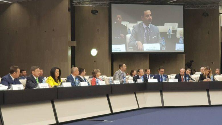 Ministri Lluka po merr pjesë në samitin e BE-së për investime në Sofje