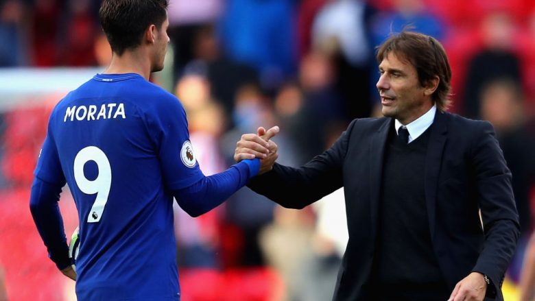 Conte shkarkohet nga Chelsea