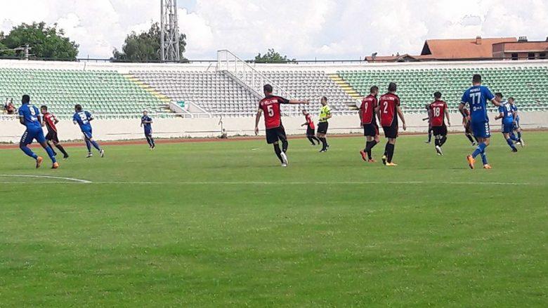 Prishtina fiton Kupën e Kosovës, fiton në penallti ndaj Vëllaznimit