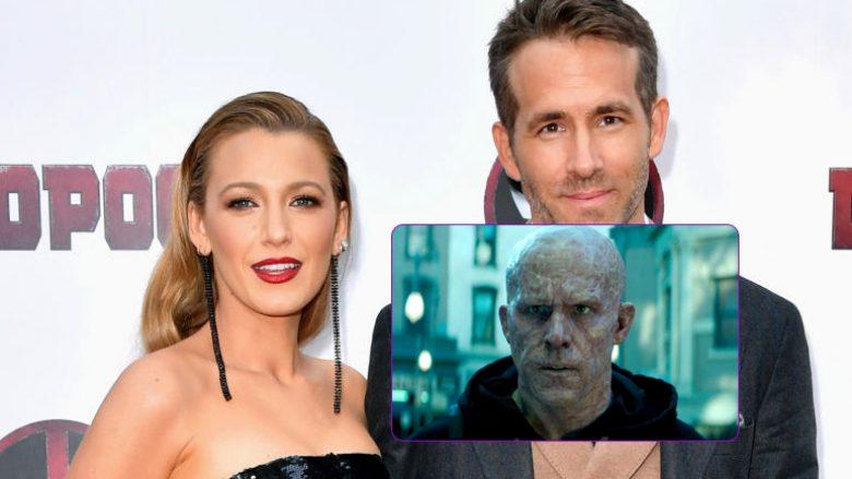 """Vajza e Ryan Reynolds ishte tmerruar nga dukja e aktorit në xhirimet e """"Deadpool 2"""""""