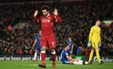Salah nuk agjëroi në finalen e Ligës së Kampionëve