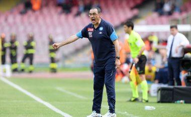 Chelsea ofron katër milionë për Sarrin, Napoli e refuzon