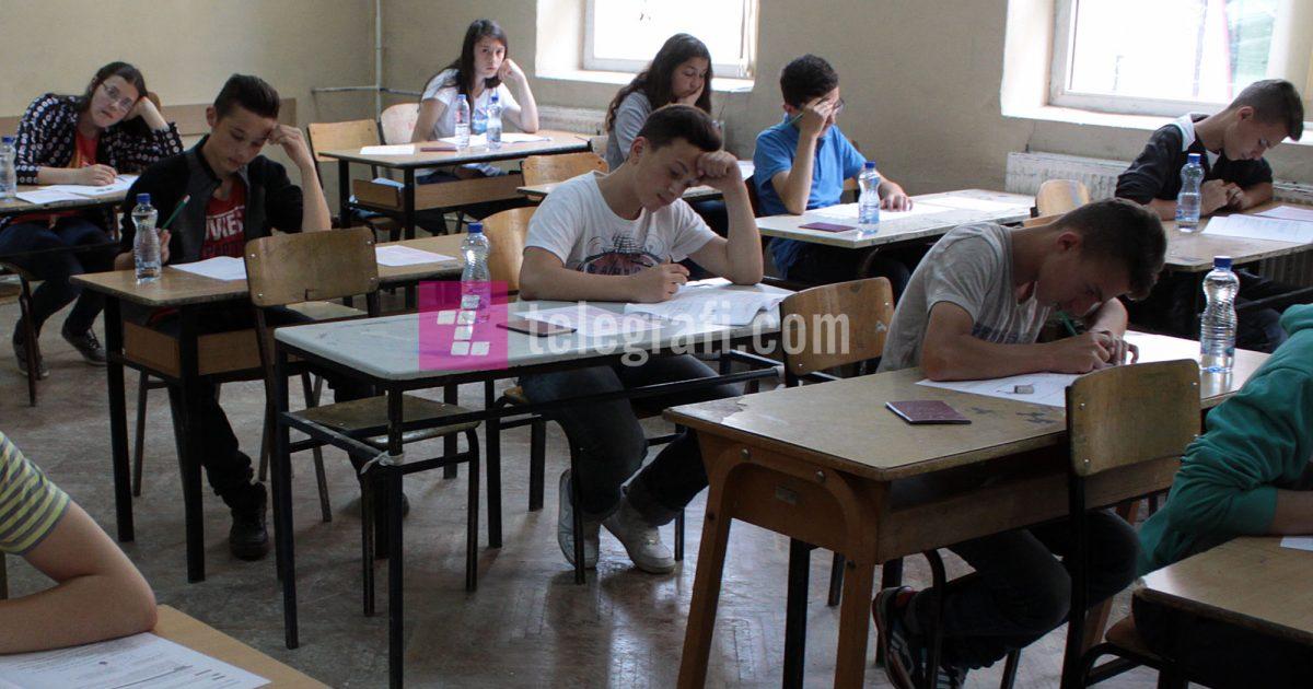 27 mijë maturantë ketë vit do t'i nënshtrohen Testit Shtetëror të Maturës