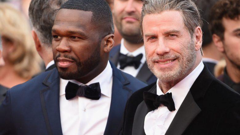 """Vallëzimi interesant i John Travoltas nën ritmet e """"Just A Lil Bit"""" të 50 Cent"""