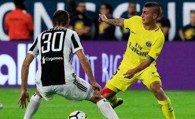 Juventusi në kontakte me agjentin, gati oferta për Verrattin