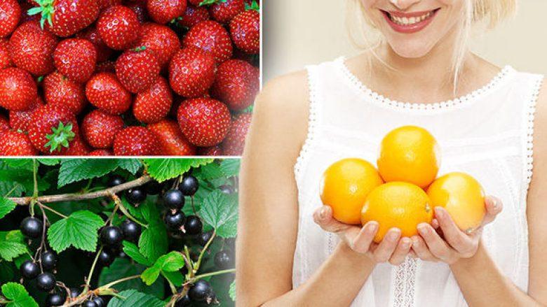 Vitamina C: Ushqimet që duhet konsumuar për të shmangur mungesën e kësaj vitamine