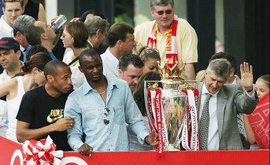 Formacioni më i mirë i Wengerit te Arsenali - Nga Seaman e Adams, tek Vieira e Henry