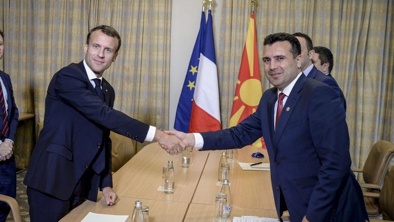 Zaev në takim me Macron: Ballkani Perëndimor duhet t'i forcojë lidhjet me BE-në (Video)