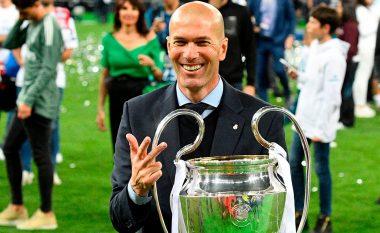 Askush si Zidane, nëntë tituj në vetëm dy vjet e gjysmë - lë mbrapa shumë legjenda dhe trajnerë aktual