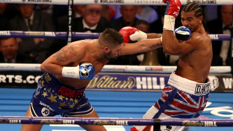David Haye: Nuk e di nëse ky është fundi im, humba ndaj një boksieri më të mirë