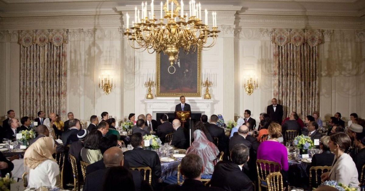 Darka e parë e iftarit në Amerikë u mbajt nga Presidenti Xheferson