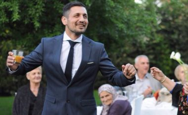 Futbollisti Kushtrim Mushica bëhet baba për herë të parë