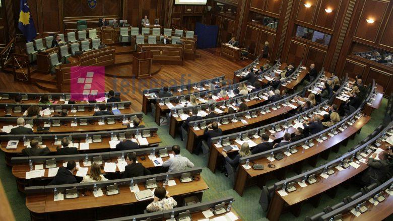 Kuvendi shkon në pauzë në mungesë kuorumi, seanca vazhdon në orën 18:00