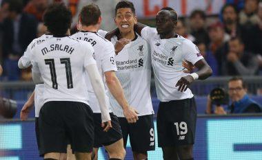 Liverpooli eliminon Romën, sfidon Realin në finale