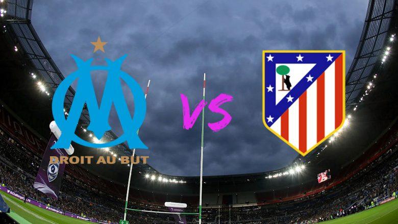 Formacionet zyrtare: Marseille dhe Atletico zhvillojnë finalen e Europa League
