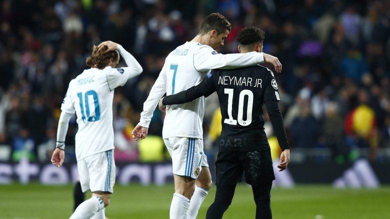 Speciale – PSG e di se Neymar planifikon largimin, në Madrid të bindur për transferimin e tij