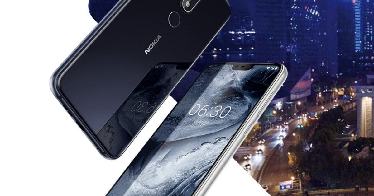 Nokia sjell modelin e ri X6