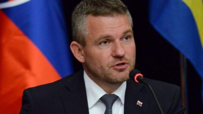 """Kryeministri sllovak: """"Askush nuk na kërkon që ta njohim Kosovën"""""""