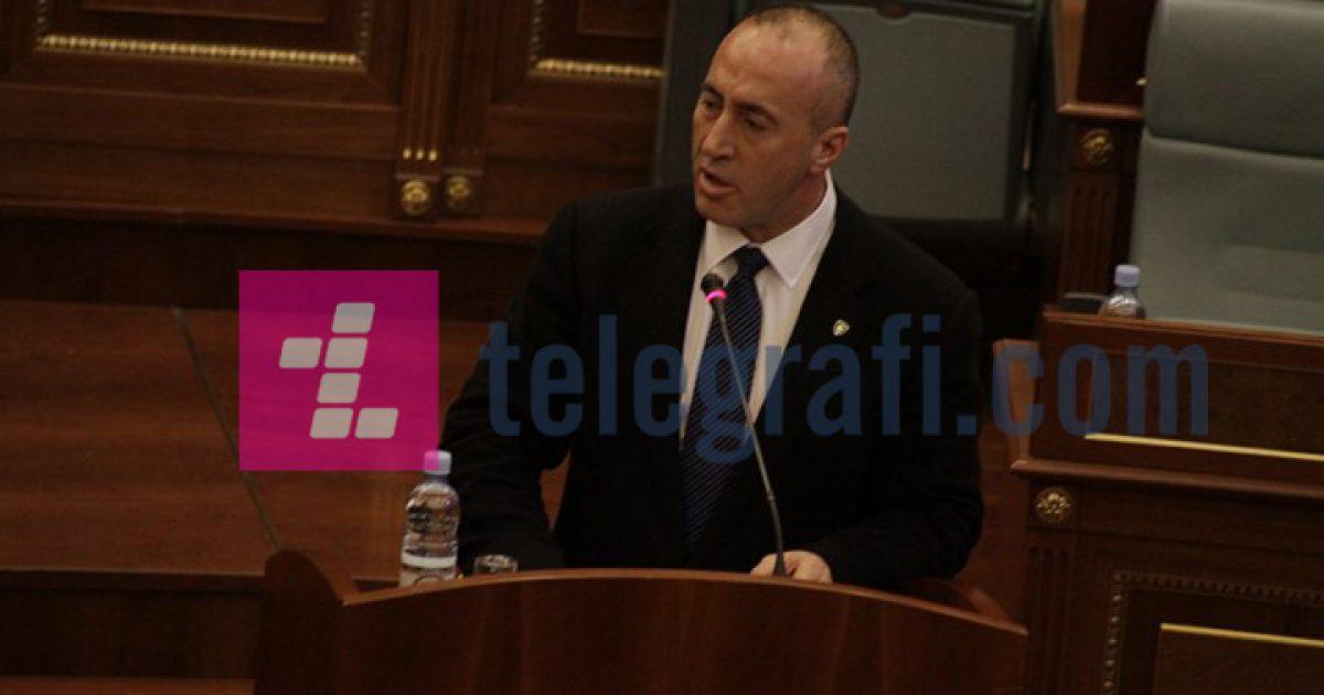 Haradinaj për policët e zhdukur: Disa nga kafiqat e Prishtinës po japin këshilla