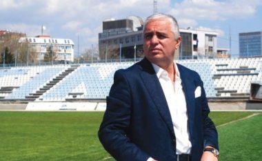 Komisioni Disiplinor i FFK-së dënon rëndë kryetarin e klubit Prishtina, Remzi Ejupin