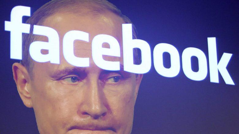 Rusia shqyrton mundësinë e bllokimit të Facebook-ut