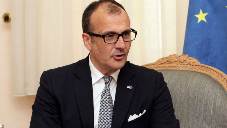 Fabrici: Kosova kushti kryesor për Serbinë në BE