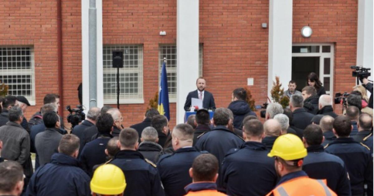 Ministri i Drejtësisë jep detaje për aksionin policor në Burgun e Dubravës