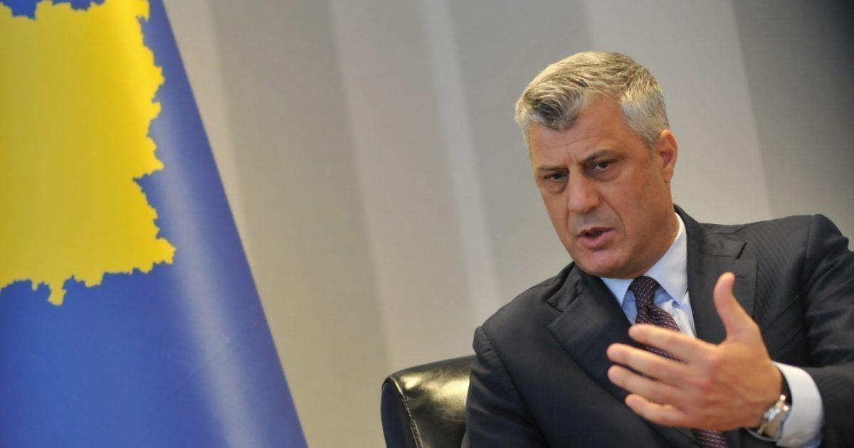 Thaçi: Agani ishte intelektuali i shquar dhe politikani i mprehtë i Kosovës