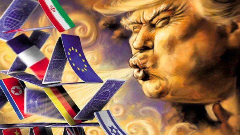 Donald Trump dhe zhbërja e rendit botëror