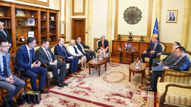 Kosova dhe Kroacia do ta thellojnë partneritetin në të gjitha fushat