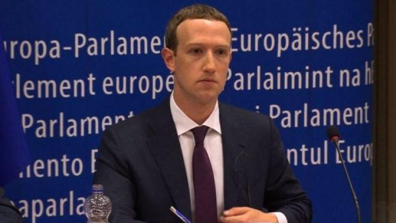 Zuckerberg në Parlamentin Evropian kërkon ndjesë për skandalin 'Cambridge Analytica'