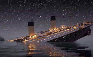 """Misioni """"top secret"""", Titaniku u zbulua rastësisht"""