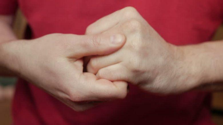 Çfarë ndodh në trup nëse fërkoni gishtat e caktuar vetëm një minutë