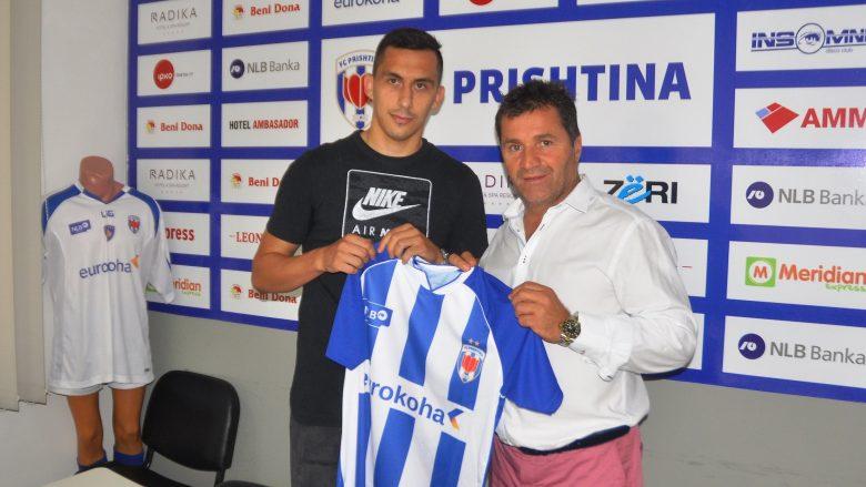 Zyrtare: Prishtina me një tjetër transferim të madh, nënshkruan Alen Jasharoski