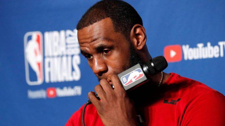 LeBron James: Kushdo që e fiton titullin në NBA, nuk do të takohet me Donald Trumpin